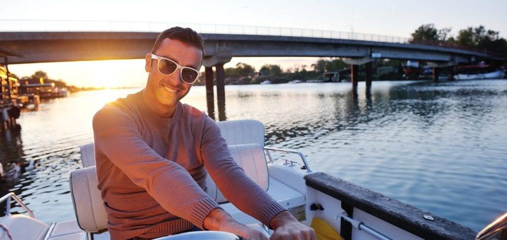 photo representing watercraft / boat insurance