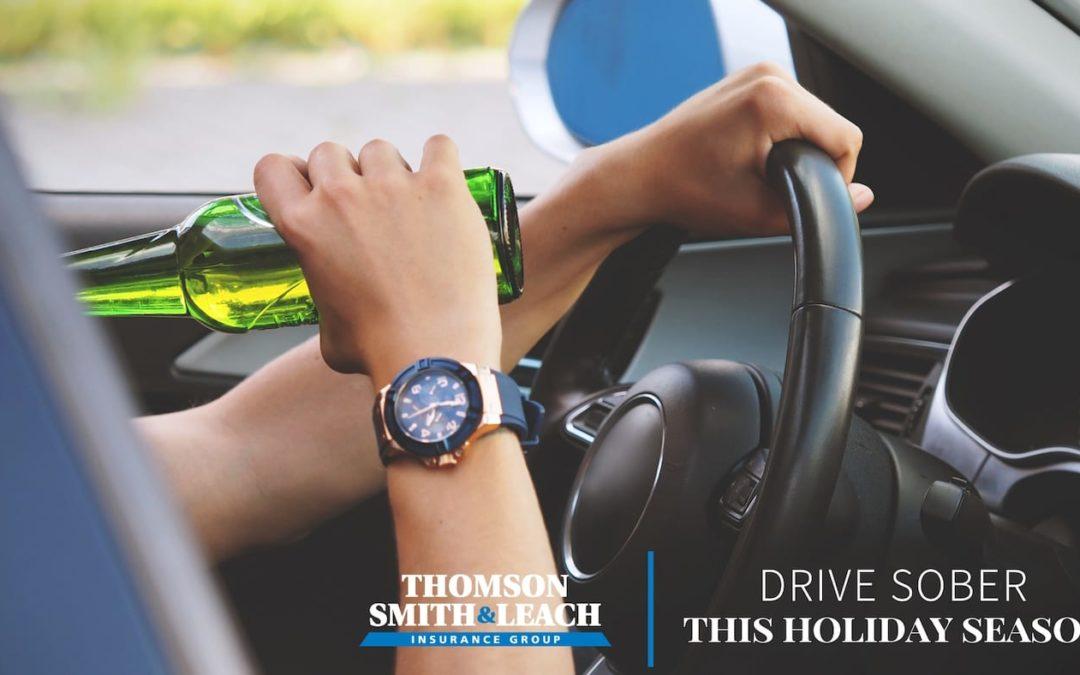 Drive Sober This Holiday Season