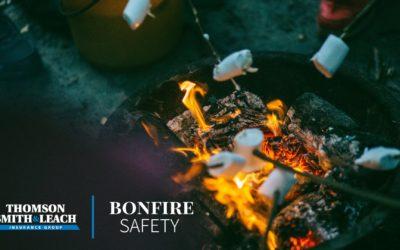 Stay Safe Around The Bonfire