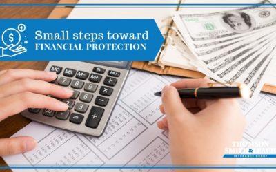 Small Steps Toward Financial Protection